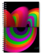 Oil On Water Spiral Notebook