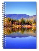 Okanagan Mountains Spiral Notebook