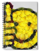 Okee Dokee Vegged Out Spiral Notebook