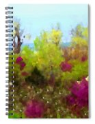 Oklahoma Spring Colors Spiral Notebook