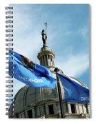 Oklahoma  Spiral Notebook