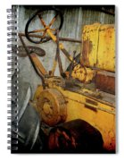 Ol Yeller 2 Spiral Notebook
