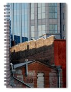 Old And New Close Together Spiral Notebook