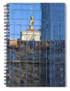 Old And New Patterns Spiral Notebook