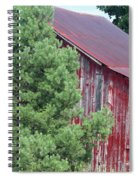 Old And Worn 2 090118 Spiral Notebook