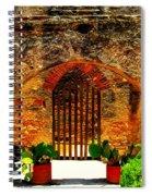 Old Archway  Spiral Notebook