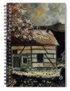 Old Ardennes 56 Spiral Notebook