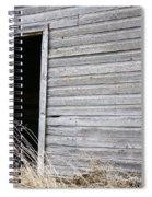 Old Barn 2 Spiral Notebook