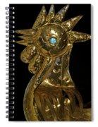 Old Blue Eye Spiral Notebook