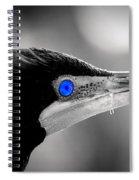 Old Blue Eyes Is Back Spiral Notebook