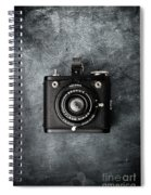 Old Box Camera Spiral Notebook