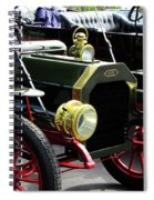 Old Buick Spiral Notebook