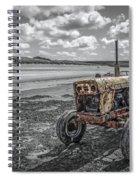 Old But Still Working Spiral Notebook