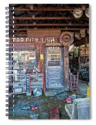 Old Car City Office Spiral Notebook