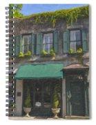Old Charleston Gardens On 61 Queen Street Spiral Notebook