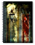 Old Charleston Sc Spiral Notebook