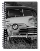 Old Chevy By The Levee Spiral Notebook