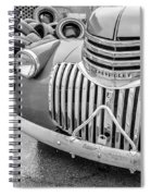 Old Chevy Pickup Spiral Notebook
