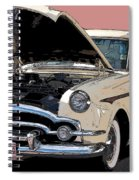Old Chevy Spiral Notebook