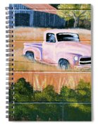 Old Chevy Truck Spiral Notebook