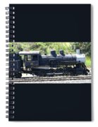Old Choo Choo  Spiral Notebook