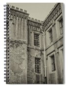 Old City Jail Chs Spiral Notebook