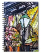 Old Coffeepot Gumbo Spiral Notebook