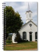 Old Concord Church Spiral Notebook