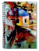 Old Consciousness Spiral Notebook