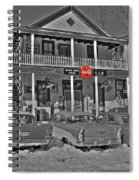 Old Country Store Spiral Notebook