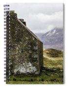 Old Croft Cottage Spiral Notebook