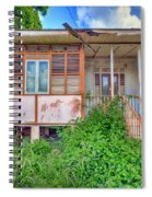 Old Curepe House Spiral Notebook