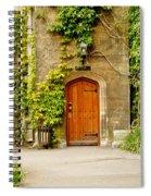 Old Days Romances Spiral Notebook