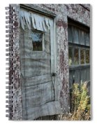 Old Door County Cherry Store Spiral Notebook