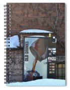 Old Drinks Spiral Notebook