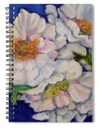 Old Fashioned Roses Jenny Lee Discount Spiral Notebook