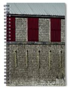 Old Fish House Spiral Notebook