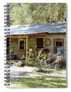Old Florida Home Spiral Notebook