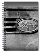 Old Ford 85 Spiral Notebook