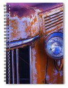 Old Ford Pickup Spiral Notebook