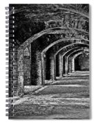 Old Fort Spiral Notebook