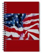 Old Glory  1 Spiral Notebook