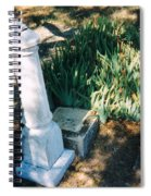 Old Grave Site Spiral Notebook