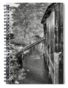 Old Grist Mill Spiral Notebook