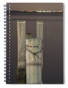 Old Harbor  Spiral Notebook