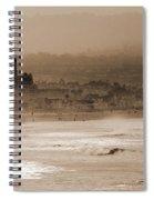 Old Hermosa Beach Spiral Notebook