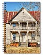 Old Homestead Spiral Notebook