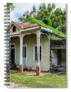 Old House Donaldsonville La-historic Spiral Notebook