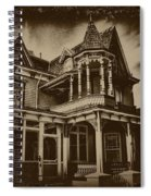 Old House In Cape May Spiral Notebook