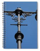 Old Lamppost Spiral Notebook